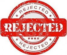 Yet another Encouraging Piece about Rejection